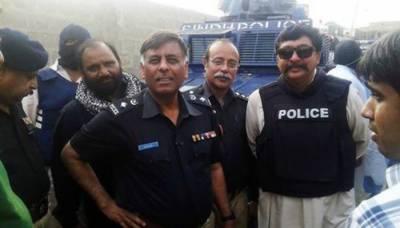 ATC approves Rao Anwar's bail plea in illegal weapons case