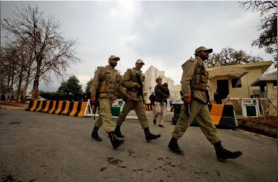 ECP gives broad powers to Pakistan Army for election day security