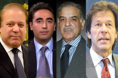 General Elections 2018: The main players of Pakistani politics