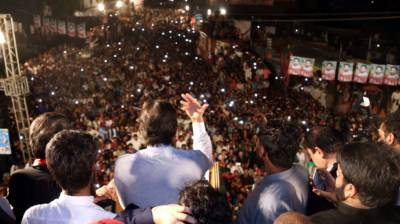 If voted to power, PTI to bring revolutionary changes in lives of youth: Imran