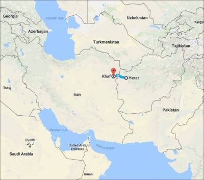 Iran Afghanistan to launch direct rail service