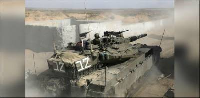 Israeli Army unveils new type of dual use Tanks