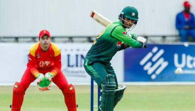 Pakistan win toss, elect to bat against Zimbabwe in fourth ODI