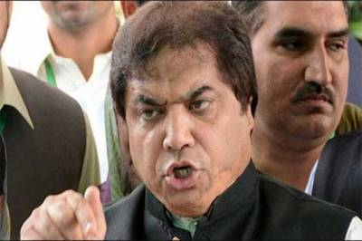 PMLN Leader Hanif Abbasi gets a blow from SC