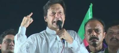 There will be no alliance with PPP, PML-N, declares Imran Khan