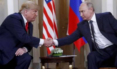 Trump invites Putin to Washington this fall