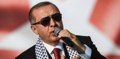 Turkey hits out at Israel