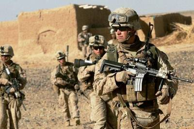 US Forces ambushed by Afghan Taliban in Afghanistan