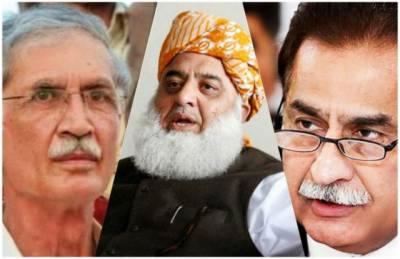 Ayaz Sadiq, Fazlur Rehman and Pervaiz Khattak have to apologise for their foul language