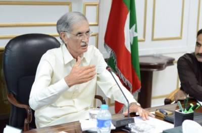 Former CM Pervaiz Khattak faces a big setback