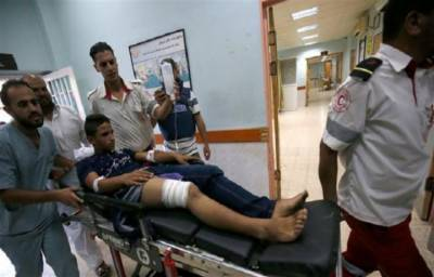 Four Palestinians martyred, 120 critically injured in Israeli military strikes