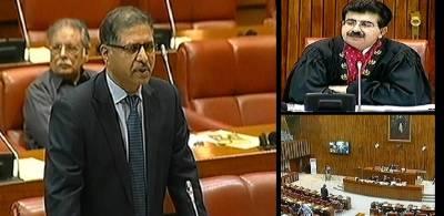 Govt, ECP to ensure peaceful elections: Zafar informs Senate
