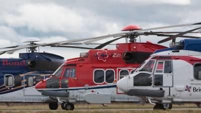Helicopter crash-lands at Peshawar's Bacha Khan airport