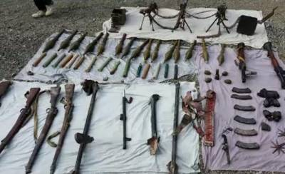 Intelligence Agencies recover huge cache of illegal weapons in raids in Punjab: Report