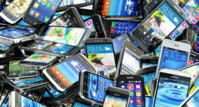 Mobile phones import rises drastically in Pakistan