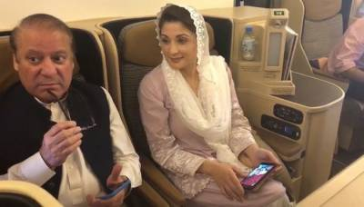 Nawaz, Maryam meet counsels at Adiala jail