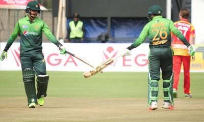 Pak-Zimbabwe 5th ODI on Sunday