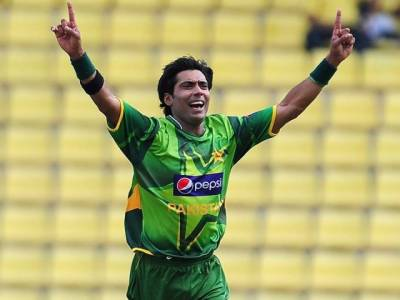 Pakistan's Mohammad Sami signed for CPL 2018