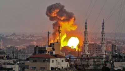 UN warns of war as deadly Israeli strikes pound Gaza