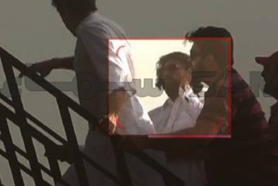 (Video): Did Imran Khan slap his MNA candidate from NA 34?