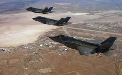 World's most expensive fighter jet F35 arrives in large number in Europe