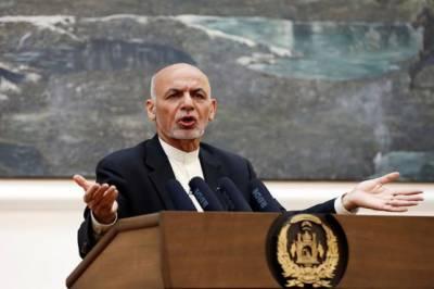 Afghan President Ashraf Ghani makes new offer to Taliban
