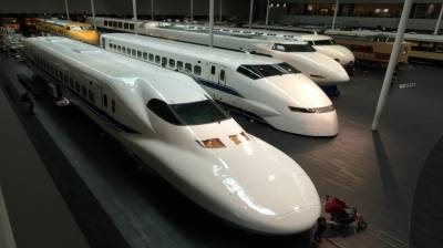 Britain is looking at dream bullet trains network across country