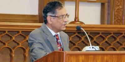 CJP Justice Saqib Nisar hits back at Justice Shaukat Siddiqui remarks