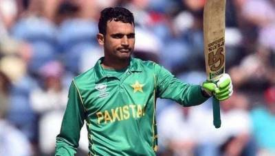 Fakhar Zaman creates history yet again