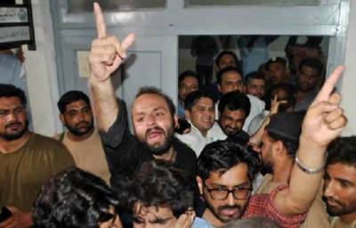 Hanif Abbasi's son booked in Rawalpindi