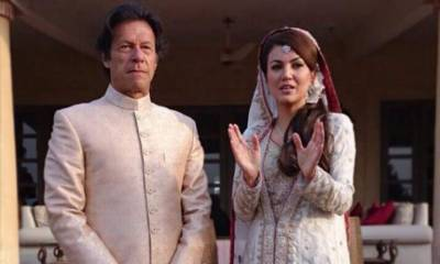 Imran Khan breaks silence over his marriage issue with Reham Khan