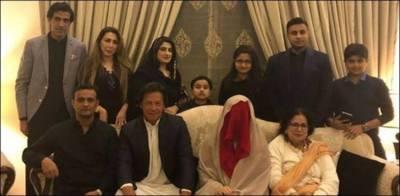 Imran Khan breaks silence over marriage with Bushra Maneka