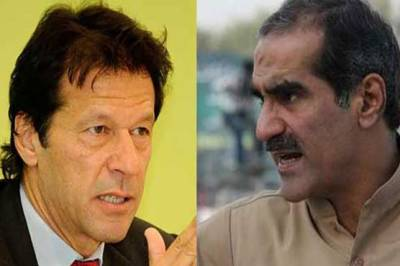 Imran Khan faces a setback against Saad Rafique in NA 131 Lahore