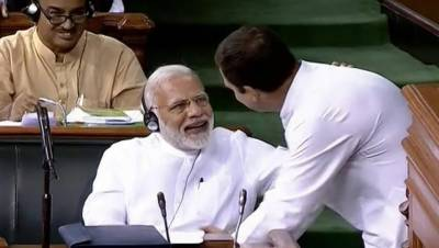 No confidence motion against PM Narendra Modi, the votes count