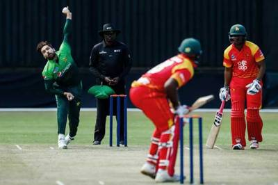 Pakistan completes white wash against Zimbabwe in records breaking series