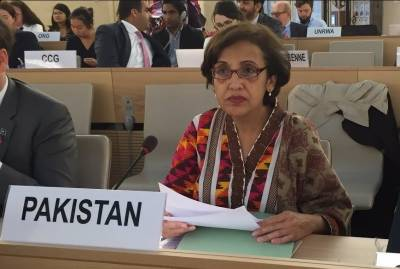 Pakistan's foreign secretary Tehmina Janjua reaches Kabul with high level delegation