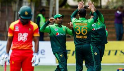 Pakistan win toss, elect to bat against Zimbabwe
