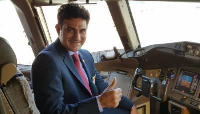 PIA CEO Dr Musharraf Rasool Cyan in hot waters