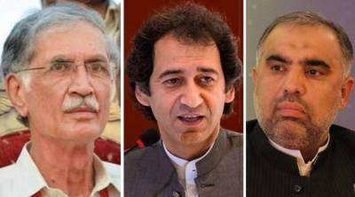 PTI has three aspirants for the job of chief minister