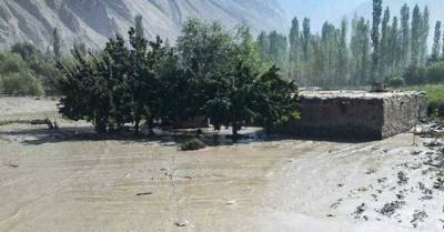 Relief activities underway in flood affected areas in Ghizer