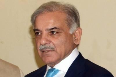 Shahbaz Sharif responds to arrest of Hanif Abbasi