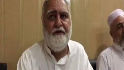 Shots fired at JUI-F leader Akram Durrani's vehicle in Bannu