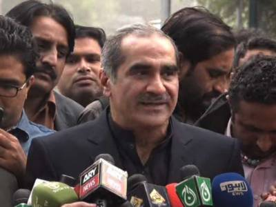 This is an election, not a war: Khawaja Saad Rafique