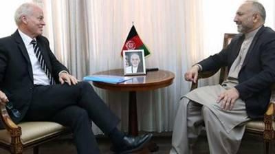 UK supports Afghan govt's peace talks: Ambassador Nicholas