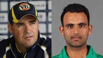 What Pakistani coach Mickey Arthur say about Fakhar Zaman?