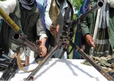 11 Daesh insurgents surrender to security forces in Jawzjan