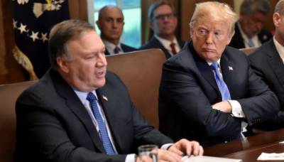 Pompeo compares Iran´s leaders to