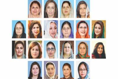 305 female candidates contesting for NA seats in Pakistan