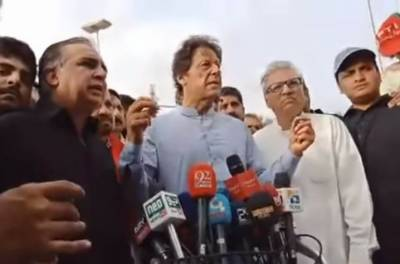 Election 2018 to be historic as it will bring massive change in country: Imran