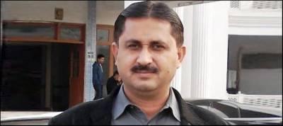 FIR registered against former MNA Jamsheed Dasti
